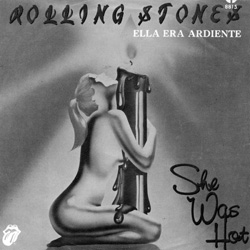 The Rolling Stones : She Was Hot - Mexico 1984