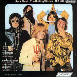 The Rolling Stones : Jack Flash - Mexico 1968