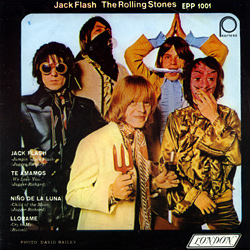 The Rolling Stones : Jack Flash - Mexico 1976