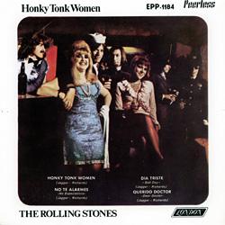 The Rolling Stones : Honky Tonk Women - Mexico 1970