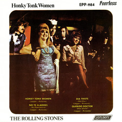 The Rolling Stones : Honky Tonk Women - Mexico 1979