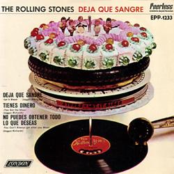 The Rolling Stones : Deja Que Sangre - Mexico 1970