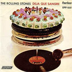 The Rolling Stones : Deja Que Sangre - Mexico 1977