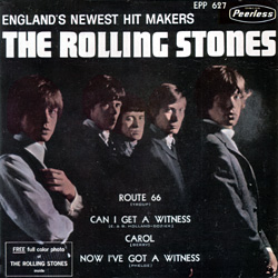 The Rolling Stones : England's Newest Hit Makers - Mexico 1965