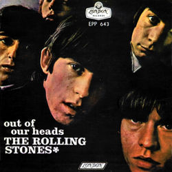 The Rolling Stones : Out Of Our Heads - Mexico 1965