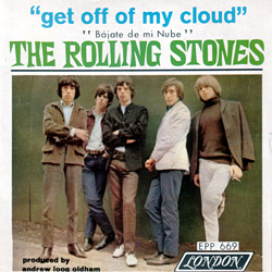 The Rolling Stones : Get Off Of My Cloud - Mexico 1978