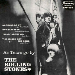 The Rolling Stones : As Tears Go By - Mexico 1966
