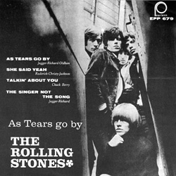 The Rolling Stones : As Tears Go By - Mexico 1980