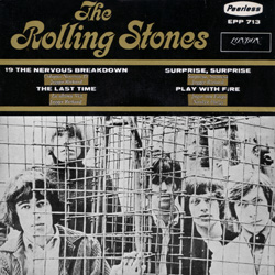 The Rolling Stones : 19th Nervous Breakdown - Mexico 1966