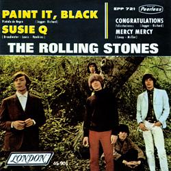 The Rolling Stones : Paint It, Black - Mexico 1966