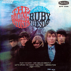 The Rolling Stones : Ruby Tuesday - Mexico 1967
