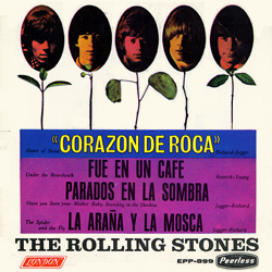 The Rolling Stones : Corazon De Roca - Mexico 1967