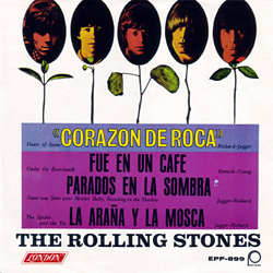 The Rolling Stones : Corazon De Roca - Mexico 1977