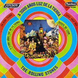 The Rolling Stones : A 2000 Anos Luz De La Tierra - Mexico 1967