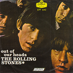 The Rolling Stones : Out Of Our Heads - Mexico 1977
