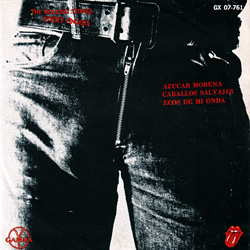 The Rolling Stones : Brown Sugar - Mexico 1971