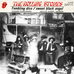 The Rolling Stones : Tumbling Dice - Mexico 1972