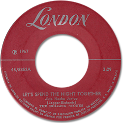 The Rolling Stones : Let's Spend The Night Together - Mexico 1967