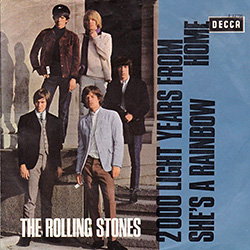 The Rolling Stones : 2000 Light Years From Home - Norway / UK 1967