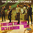 """The Rolling Stones : 2000 Light Years From Home, 7"""" single from Norway / UK - 1967"""