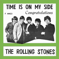 The Rolling Stones : Time Is On My Side - Norway 1964
