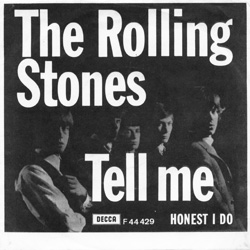 The Rolling Stones : Tell Me - Norway 1964