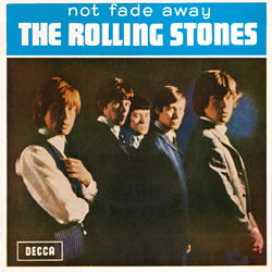 The Rolling Stones : Not Fade Away - New Zealand 1965