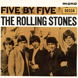 The Rolling Stones : Five By Five - New Zealand 1964