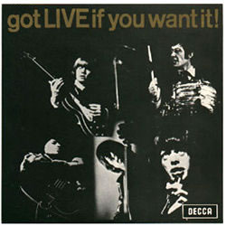 The Rolling Stones : Got Live If You Want It! - New Zealand 1965