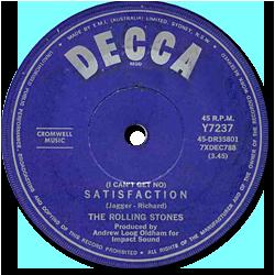 The Rolling Stones : Satisfaction - Australia 1967