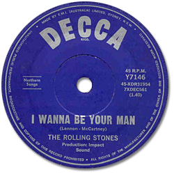 The Rolling Stones : I Wanna Be Your Man - Australia 1964