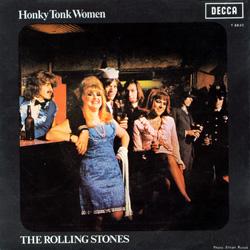 The Rolling Stones : Honky Tonk Women - Australia 1969