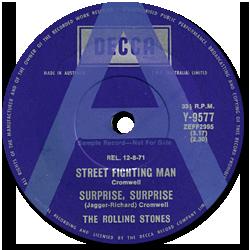 The Rolling Stones : Street Fighting Man - Australia 1971