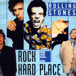 The Rolling Stones : Rock And A Hard Place - Australia 1989