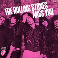 The Rolling Stones : Miss You - Australia 1978