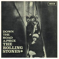 The Rolling Stones : Down The Road A-piece - Australia 1966