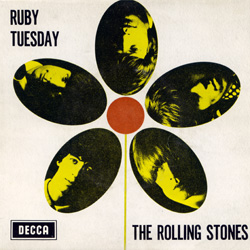 The Rolling Stones : Ruby Tuesday - Australia 1967