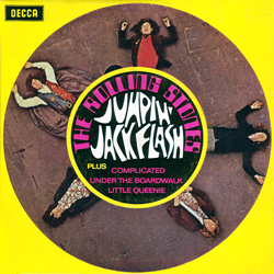 The Rolling Stones : Jumpin' Jack Flash - Australia 1971
