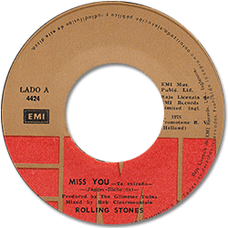 The Rolling Stones : Miss You - Panama 1978