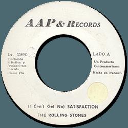 The Rolling Stones : Satisfaction - Panama 1965