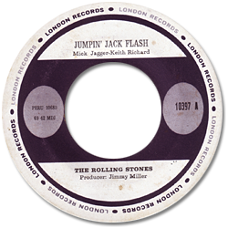 The Rolling Stones : Jumpin' Jack Flash - Peru 1968