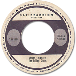 The Rolling Stones : Satisfaction - Peru 1965