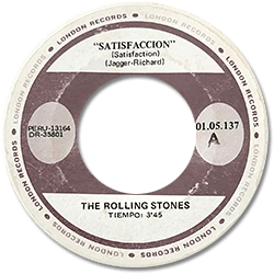 The Rolling Stones : Satisfaction - Peru 1973