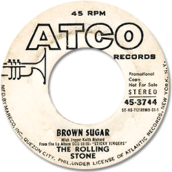 The Rolling Stones : Brown Sugar - Philippines 1971