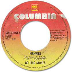 The Rolling Stones : Highwire - Philippines 1991