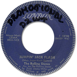 The Rolling Stones : Jumpin' Jack Flash - Philippines 1968