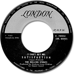 The Rolling Stones : Satisfaction - Philippines 1965