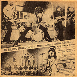 The Rolling Stones : Come On - Poland 1980