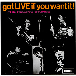 The Rolling Stones : Got Live If You Want It! - Portugal 1965