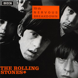 The Rolling Stones : 19th Nervous Breakdown - Portugal 1966